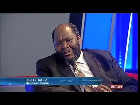 Pali Lehohla on SA economic growth post-apartheid