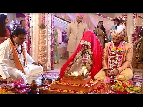 Devika Marries Ravi in Kalash...Ek Vishwaas Life Ok Serial thumbnail