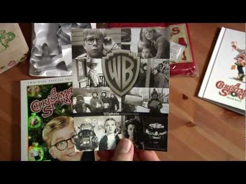 A Christmas Story Unboxing