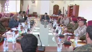 وصول وزير الدفاع اليمني المستقيل إلى لحج