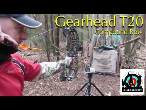 Gearhead Archery T20 Compound Bow
