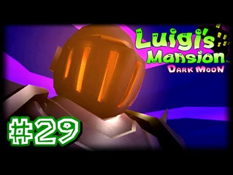 Luigi's Mansion Dark Moon - (1080p) Part 29 - E-Boss Stop the Knightmare