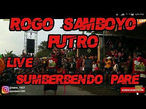 Rogo Samboyo Putro Live Sumberbendo Pare (TAWURAN LOOS)
