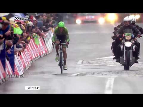 Lars Boom wint de 5e etappe van de Tour de France van 2014