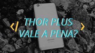 ÓTIMO CELULAR POR R$ 440 - Vernee Thor Plus [Análise]