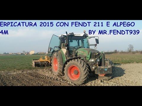 ERPICATURA 2015 CON FENDT 211 E ALPEGO 4m
