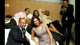 Michel Martelly di li kale zo nan dada depite Gracia Delva nan otèl Oasis