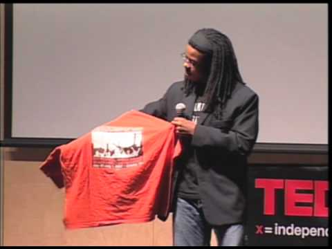 TEDxTU - Derek Rankins - Coming to Power in Post Katrina