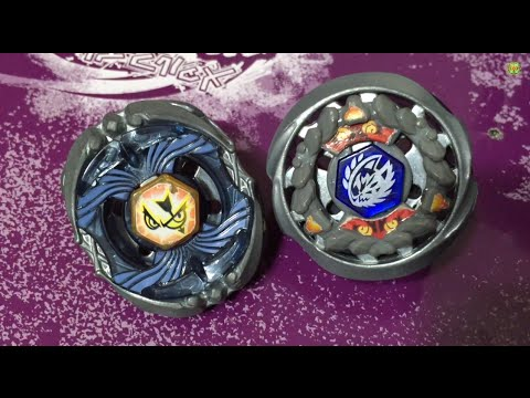 BATTLE: Burn Aries SP230TB VS Flash Cetus SW145WD - CUSTOM BATTLE - Beyblade Metal Fight