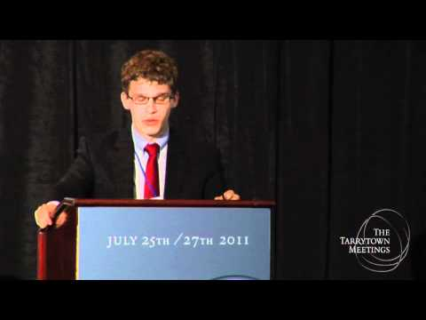 Eric Hoffman: A Call for Precautionary Oversight of Synthetic Biology - Tarrytown 2011