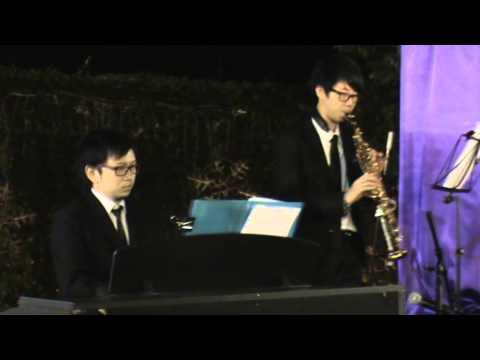 月亮代表我的心 Saxophone & Piano@The Hong Kong Jockey Club Beas River Country Club
