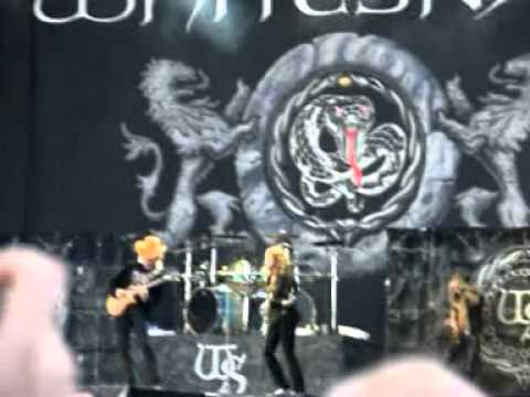 Whitesnake with Adrian Vandenberg - Here I Go Again - Live 2008