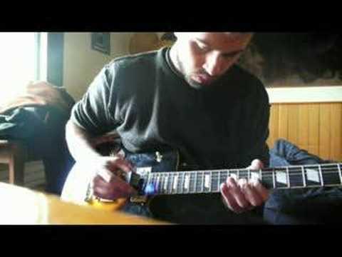Shigeru Umebayashi - Yumeji's Theme on EBow