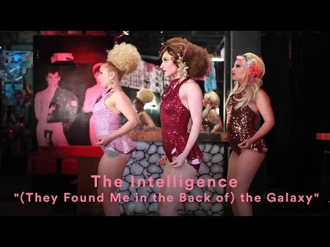 The Intelligence - (They Found Me in the Back of) the Galaxy (Official Music Video)