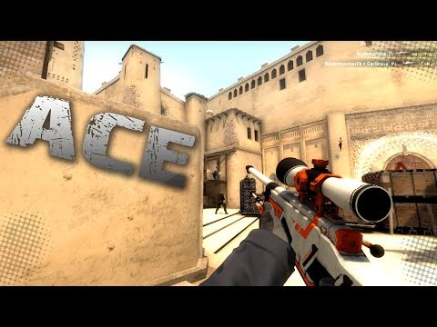AWP ASIIMOV ACE - Mirage
