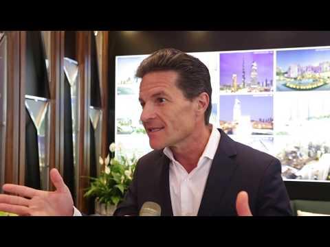 Olivier Harnisch, chief executive, Emaar Hospitality Group