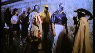4--Mil Mascaras ''Leyendas macabras de la Colonis'' PT4.