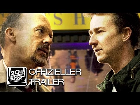 BIRDMAN oder (Die unverhoffte Macht der Ahnungslosigkeit) | Offizieller Trailer | Deutsch HD