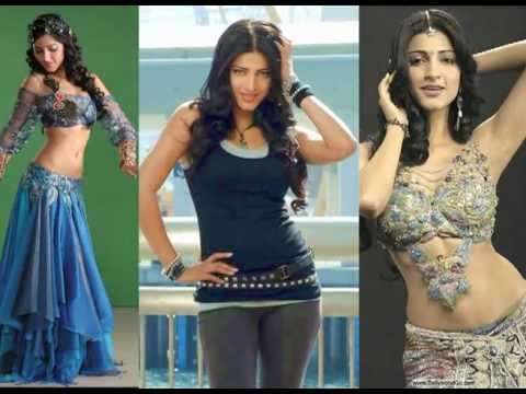 Shruti Hassan Is Hot Village Girl In Gabbar Singh