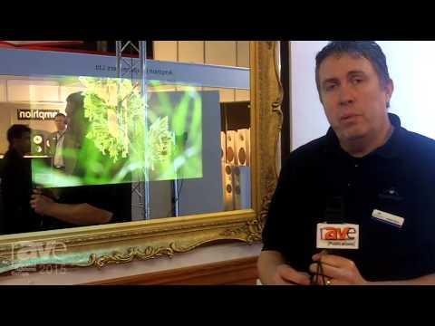 ISE 2015: Aquavision Showcases Mirror Vision Plus Range of Glass