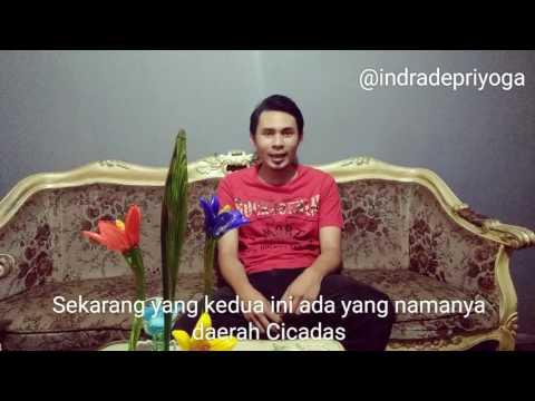 Singkatan Daerah Di Kota Bandung