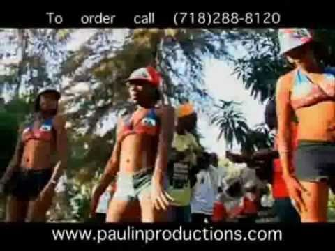 HAITI TROUBADOUR- ALTHIERY  UNOFFICIAL MUSIC VIDEO