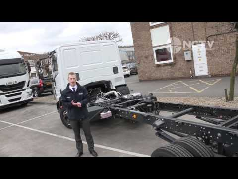 New Iveco Eurocargo 7.5t Review