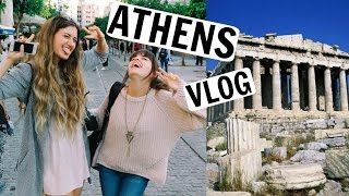 Finding a House in Greece + Meeting Kristen Leo | Athens vlog