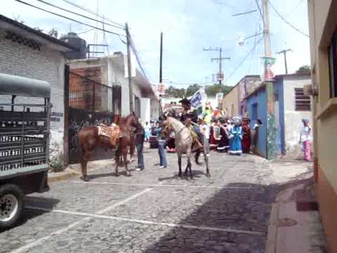 CHINELOS Y CABALLOS AMACUZAC, MOR.