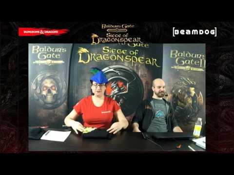 Beamdog Plays Siege of Dragonspear - March 4, 2016