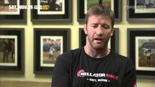 Bellator MMA: 5 Rounds with Stephan Bonnar - Bellator 131 November 15th on Spike TV