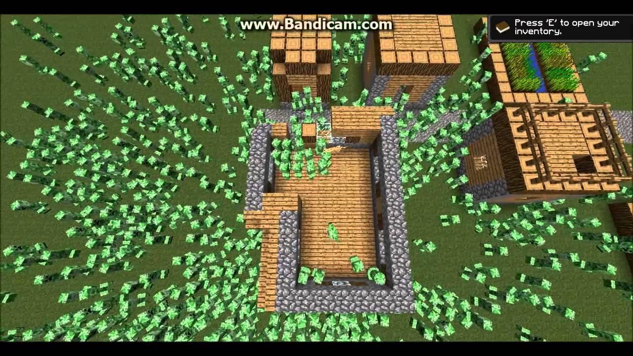 Minecraft 1000 creepers vs 1 ocelot youtube - Minecraft zombie vs creeper ...
