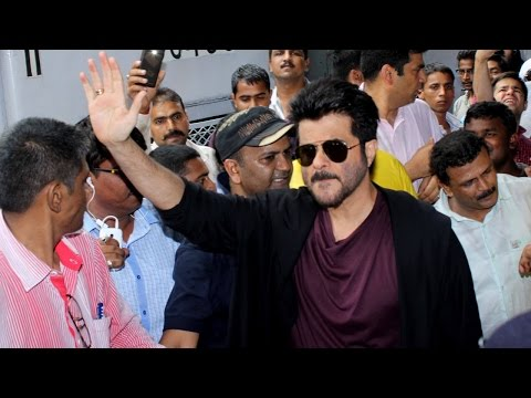 Churchgate To Mumbai Central: Anil Kapoor Travels In Local Train For '24'
