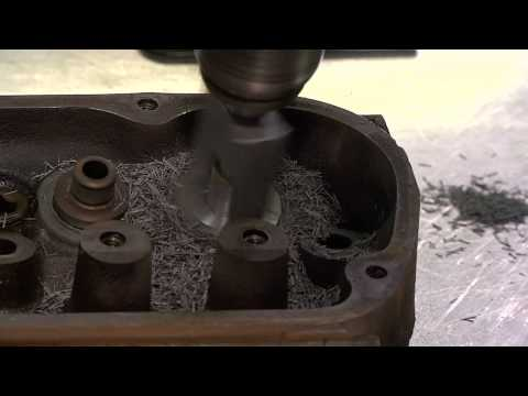 COMP Cams® Quick Tech: Valve Spring Seat & Valve Guide Cutting Tools