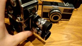 Antique Picture/Video Cameras (1952-1964)