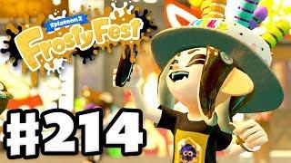 Frosty Fest! Family vs. Friends! - Splatoon 2 - Gameplay Walkthrough Part 214 (Nintendo Switch)