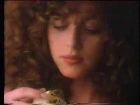Cadbury Flake 1985 advert