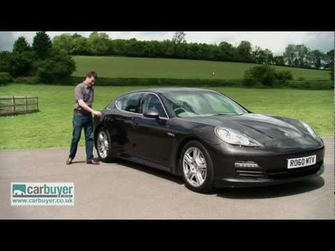 Porsche Panamera review - CarBuyer