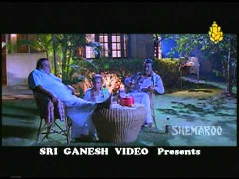 Kannada Hasya - Dev Anna Gets Drunk With Boss - Kannada Top Scenes video