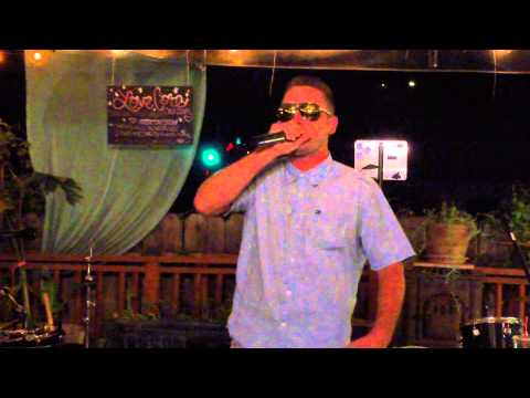 Timothi King @ Open Mic Nite Modesto California 04-14-13 Vid 23