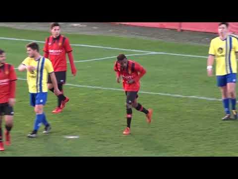 Resum RCD Mallorca B-Manacor 1-0