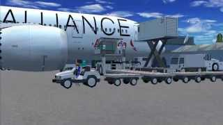 avianca boeing 787  livery star alliance