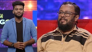 Nayika Nayakan l Dain Davis, the fighter I MazhavilManorama