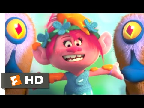 Trolls (2016) - Get Back Up Again Scene (5/10)  Movieclips