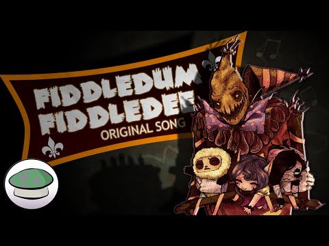 Fiddledum, Fiddledee (Nevermore) - The Yordles (Original Song)