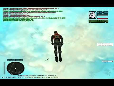 Metal Gear Solid / Grand Theft Auto Halo Jump