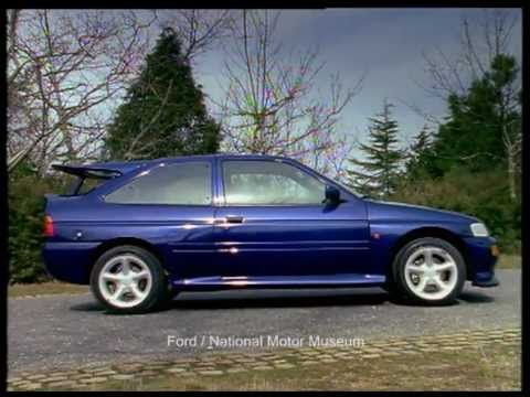 ford escort cosworth rs turbo 1992 youtube. Black Bedroom Furniture Sets. Home Design Ideas