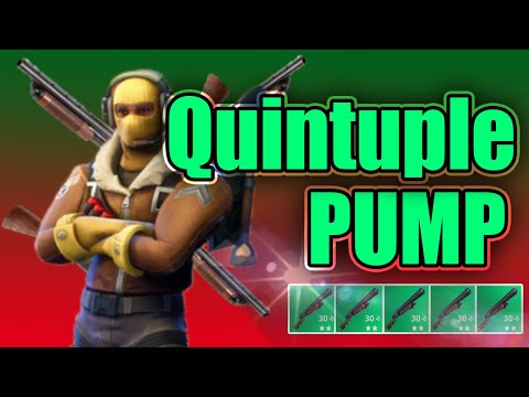 Pump Only Challenge (Perfect Ending)