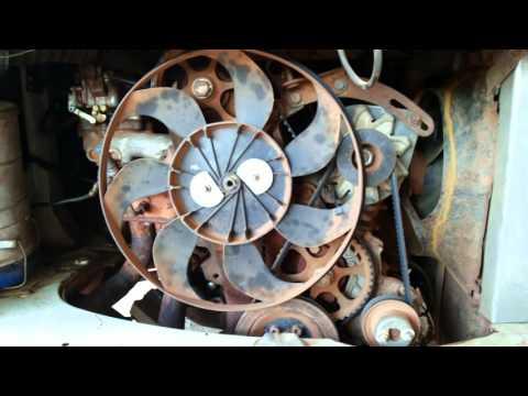 Kombi 93, Câmbio Diesel, Motor AP 1.8 - Video 01 de 02