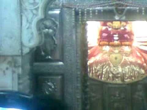 Inside Khatu Shyam Ji Temple. Salasar Rajasthan .mp4